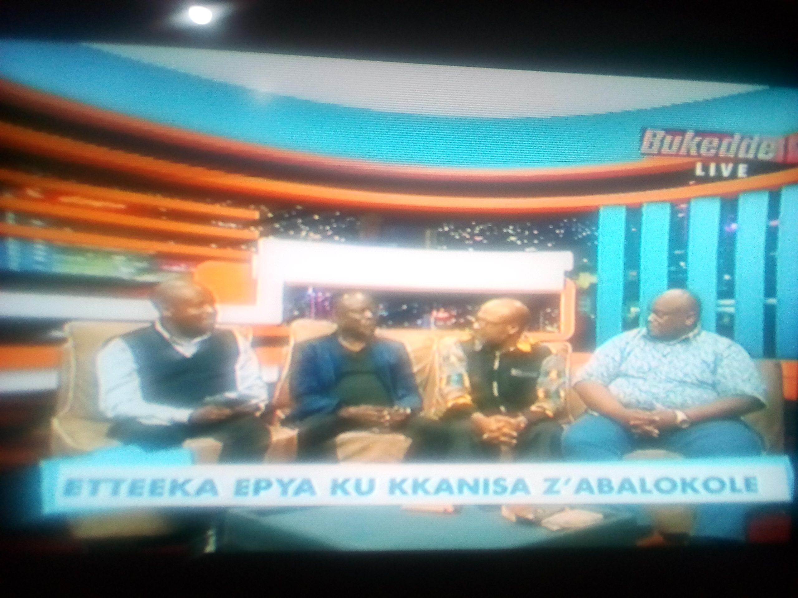 Following Pastors Akabinkano on Bukedde TV