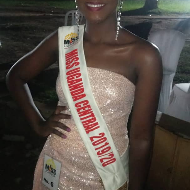 I congratulate you my sis Nabirah Nagawa upon becoming Miss Uganda Central 2019/2020