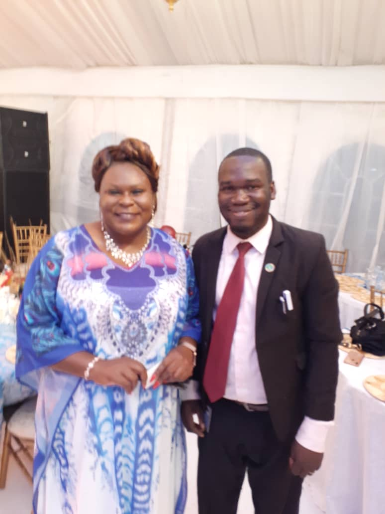 UN Day Celebrations 2019; Thanks Mum Rossa Malango for Hosting us at your residence.