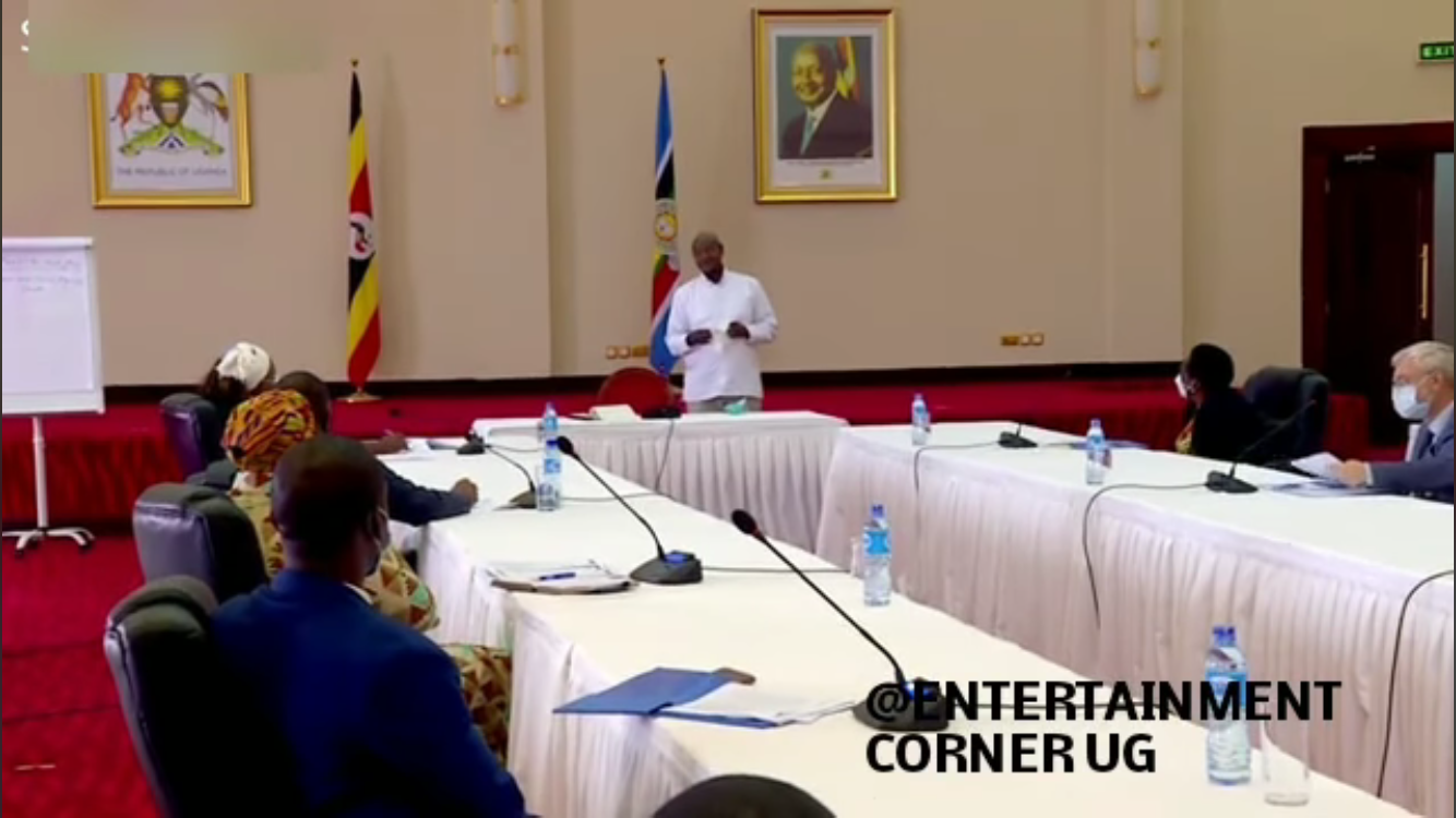 Video of Meeting with President Museveni last week.
