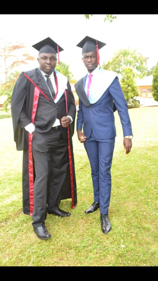 Congs Don upon your Graduation